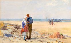The Sailor's Farewell | John Absolon | Oil Painting