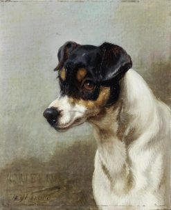 Queenie | William Henry Hamilton Trood | Oil Painting