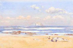 The Bass Rock | Patrick William Adam | Oil Painting