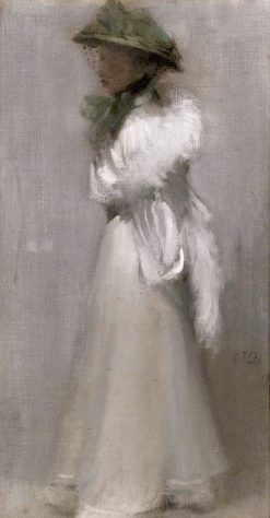 A Lady | Patrick William Adam | Oil Painting
