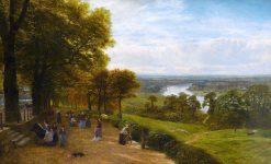 Richmond Hill | George Vicat Cole | Oil Painting