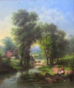 Landscape | George Vicat Cole | Oil Painting