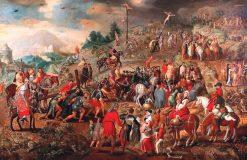Christ Carrying the Cross | Pieter Aertsen | Oil Painting