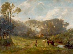 Summer   David Farquharson   Oil Painting