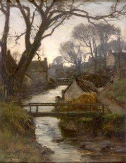 Dalmellington | David Farquharson | Oil Painting