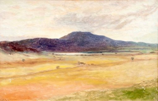 The Foot of the Highlands | Joseph Farquharson | Oil Painting