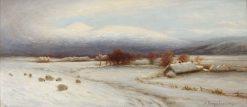 Winter | Joseph Farquharson | Oil Painting