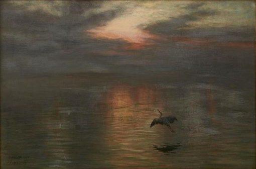 Dawn   Joseph Farquharson   Oil Painting