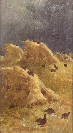 Haystacks | Joseph Farquharson | Oil Painting