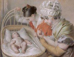 The Artist's Family | Karl Joseph Aloys Agricola | Oil Painting
