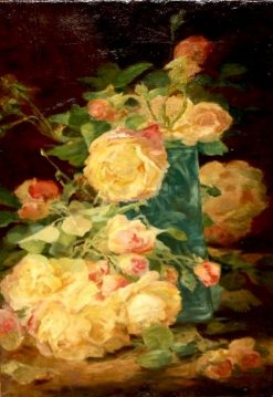 Still Life of Roses | Ricardo Martí Aguiló | Oil Painting