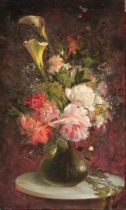 Flowers in a Vase | Ricardo Martí Aguiló | Oil Painting