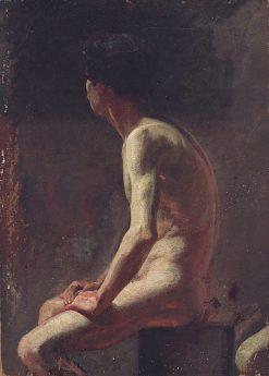 Self-Portrait | Mariàno Fortuny y Marsal | Oil Painting