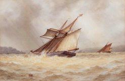 Seascape | Frederick James Aldridge | Oil Painting