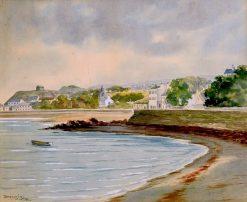 Seascape   Douglas Alexander   Oil Painting