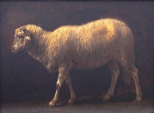 Lamb | Rosa Bonheur | Oil Painting