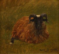 Ram | Rosa Bonheur | Oil Painting