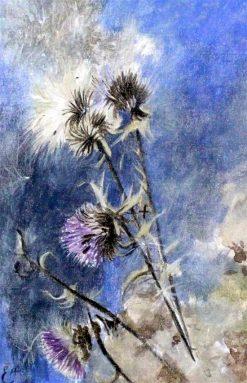 Thistles | Edwin John Alexander | Oil Painting