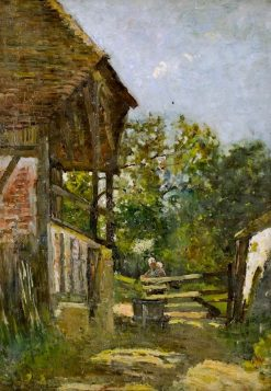Farm Yard | Robert Weir Allan | Oil Painting