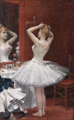 Dancer | Léon-François Comerre | Oil Painting