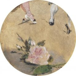 Dancing Shoes   douard Manet   Oil Painting