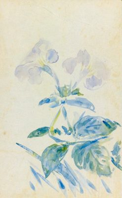 Periwinkle | douard Manet | Oil Painting