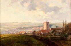 Landscape | Hippolyte-Camille Delpy | Oil Painting