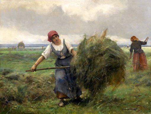 Haymaking | Julien Dupré | Oil Painting