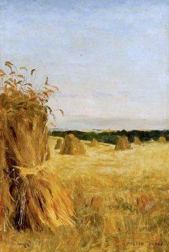 Haystacks | Julien Dupré | Oil Painting