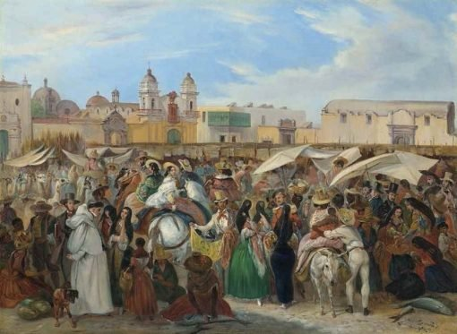 The Independencia Market