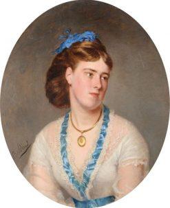 Louisa Chambres | Giovanni Boldini | Oil Painting