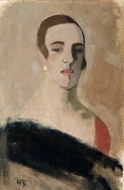 Eva Tigerstedt | Helene Schjerfbeck | Oil Painting