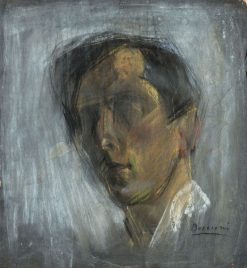 Self-Portrait | Umberto Boccioni | Oil Painting