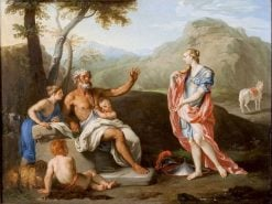 Classical Scene | Jacopo Amigoni | Oil Painting