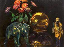 Still Life | John Henry Amshewitz | Oil Painting