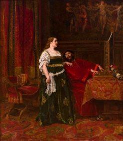 Singing | Jean-Louis Ernest Meissonier | Oil Painting