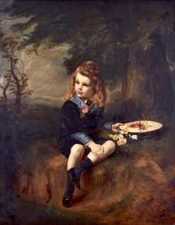 Theodore Roden Fothergill of Lowbridge House | James Archer | Oil Painting