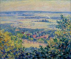 Morning Effect at Bizy | Frank Armington | Oil Painting