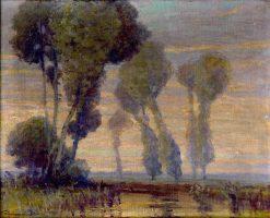 Landscape | Ludovit ?ordák | Oil Painting