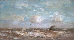 Deep Sea | Louis Artan | Oil Painting