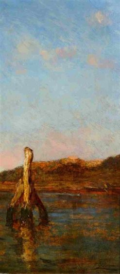 Landscape | Felix-Francois-Georges-Philbert Ziem | Oil Painting