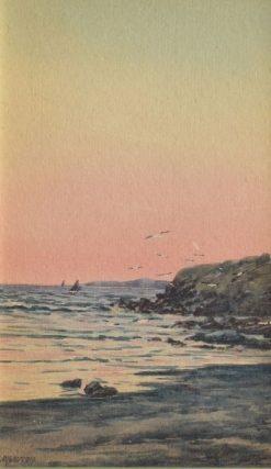 Coastal Scene | James Ashton | Oil Painting