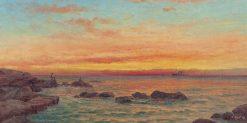 Sunset | James Ashton | Oil Painting