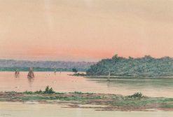 Mount Eliza River Swan | James Ashton | Oil Painting