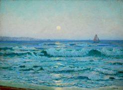 Moonlight Sescape | James Ashton | Oil Painting