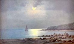 Moonlight | James Ashton | Oil Painting
