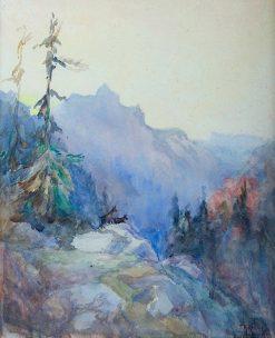Near Bungonia | Julian Rossi Ashton | Oil Painting