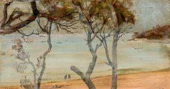 Beach Front | Julian Rossi Ashton | Oil Painting