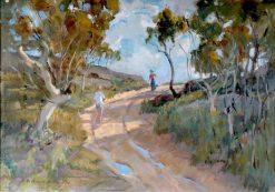 The Bush Track | Julian Rossi Ashton | Oil Painting