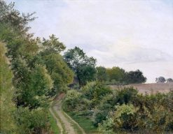 The Wooded Track | Sidney Richard Percy | Oil Painting